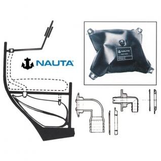 Maritim Мягкий водяной бак прямоугольный Nauta 90 л 670 x 850 мм без штуцеров