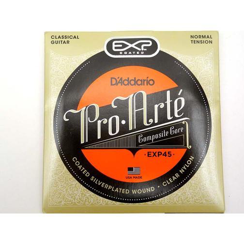 Струны для классической гитары D'ADDARIO EXP45 Normal 36980504