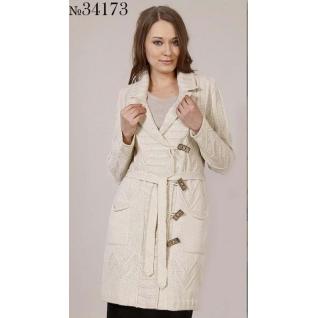 Пальто-кардиган Milana Style 34173