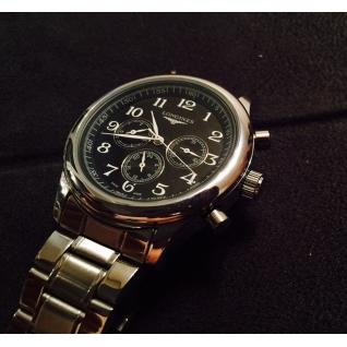 Часы Longines, механика с автоподзаводом