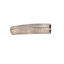 Osgona 704642 (MJ800001-4) Бра зерк. MONILE 4х40W E14 24K золото (в комплекте)