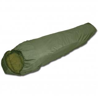 Pro-Force Мешок спальный Highlander Challenger Lite 100, цвет оливковый