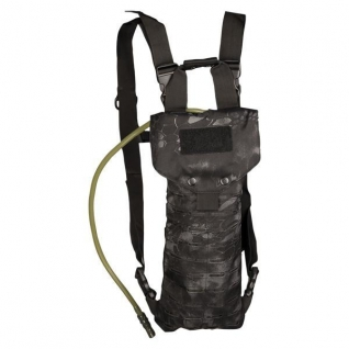 Рюкзак с питьевой системой 2.5 л., камуфляж mandra night