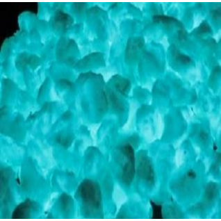 Аксессуар для камина мраморная крошка с люминесцентным покрытием