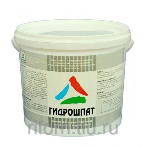 Гидрошпат - гидроизоляционная шпатлевка 9073