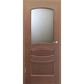 Дверь ульяновская шпонированная Афина