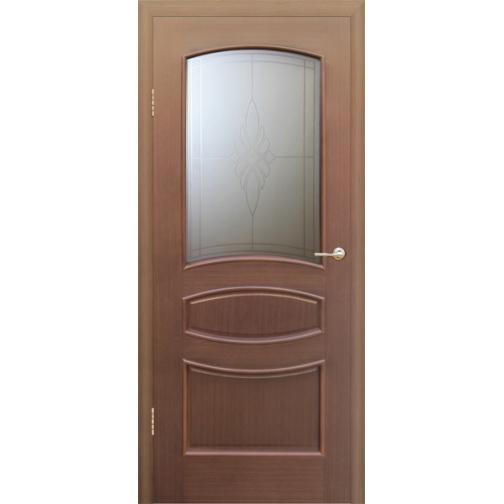 Дверь ульяновская шпонированная Афина 49389