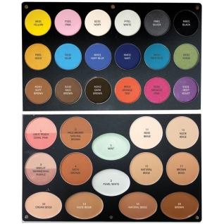Косметика VOV - Профессиональная магнитная палитра VOV Beauty Avenue Professional Palette