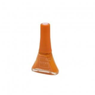 Детский лак для ногтей Lucky, оранжевый 1 TOY