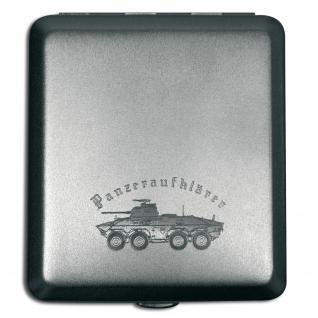 Made in Germany Портсигар с эмблемой частей танковой разведки