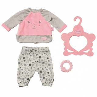 "Аксессуары для куклы Zapf Creation Zapf Creation Baby Annabell 700-822 Бэби Аннабель Пижамка ""Спокойной ночи"""