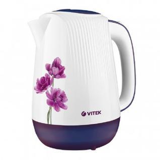 Чайник Vitek VT-7061(MC), 1,7 л ,термостойк. пластик
