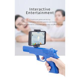 Игровой джойстик-пистолет для смартфонов ROCK AR Game Gun