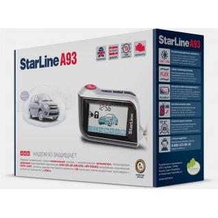 Автосигнализация StarLine A93 StarLine