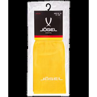 Гольфы футбольные Jögel Ja-002, желтый/белый размер 28-31