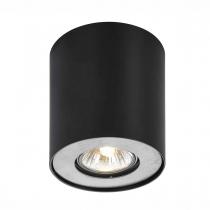 Светильник потолочный Shannon черный italux