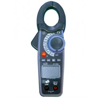 Профессиональные токовые клещи СЕМ DT-3361