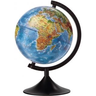 """Глобус Земли """"Классик"""" - Физический, 21 см Globen"""