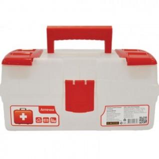 Ящик для медикаментов пластиковый с отсеками (BR3763)
