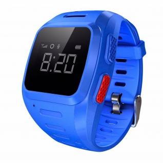 Умные часы и браслеты Wochi Часы-телефон WOCHI GOZO (Синий)