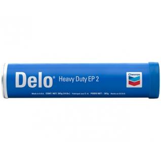 Смазка CHEVRON DELO HEAVY DUTY MOLY 3% EP 2 397г