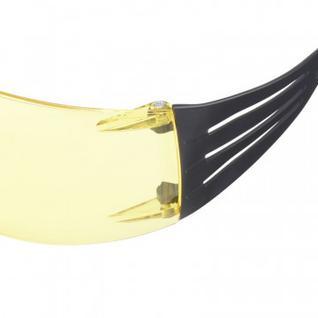 Очки защитные открытые 3М SecureFit 400 желтые (арт произв SF403AF-EU)