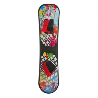 Детский сноуборд с облегченными креплениями Цикл