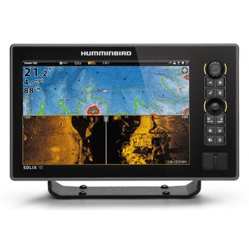 Эхолот Humminbird Solix 10 CHIRP Mega SI GPS (410470-1) 36986251