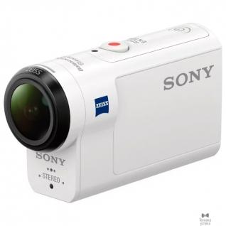 Sony Sony HDR-AS300 1xExmor R CMOS 8.2Mpix белый