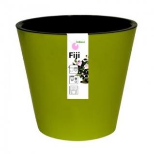 Горшок для цветов Фиджи D 230 мм/5 л салатовый