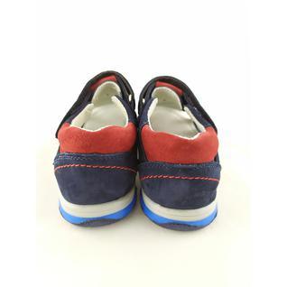 A9695 туфли открытые для мальчика синий Капитошка р.26-31 (30)