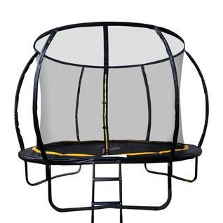 Батут SportElit 10FT 3,05 м с защитной сеткой (внутрь) с лестницей CFR-10FT-3
