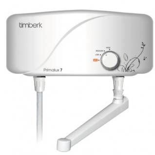 Электрический проточный водонагреватель Timberk WHEL-7 OC Primalux