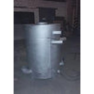 Воздухогрейный котел на отработанном масле (тепловая пушка)