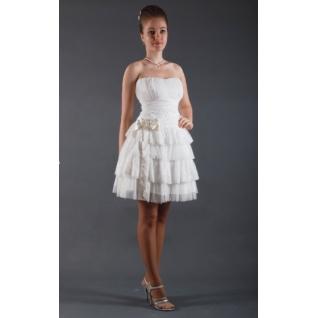 Платье свадебное  Короткие свадебные платья⇨Лария