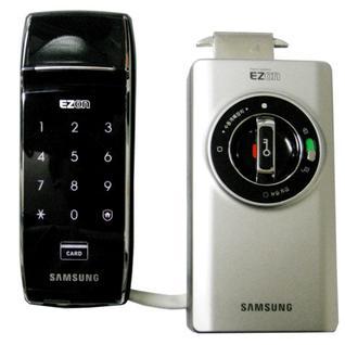 SAMSUNG Замок электронный дверной Samsung SHS-2320