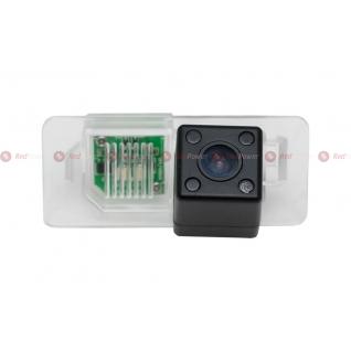 Штатная видеокамера парковки Redpower BMW379 для BMW 1 coupe, 3, 5, X1, X3, X5, X6 (сохранение штатной подсветки) RedPower