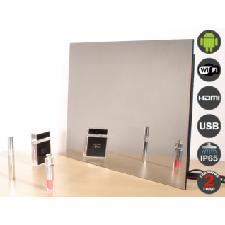 Телевизор в зеркале AVS190SM (Magic Mirror)
