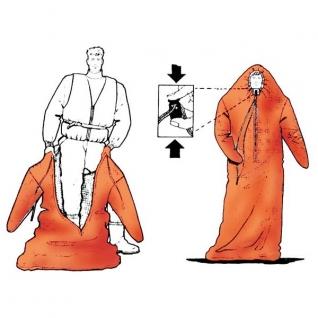 Hansen Protection Термомешок оранжевый для судов и спасательных средств Hansen Ascotherm IMO 86 Mk2