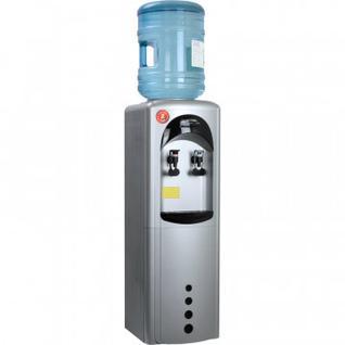 Кулер для воды Aqua Work 16LD/HLN серебристо-черный, эл.охл