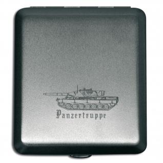 Made in Germany Портсигар с эмблемой танковых частей