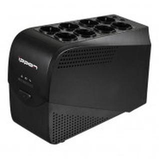 ИБП Ippon Back Comfo Pro New 800 800ВА 480Вт EURO(6+2) черный