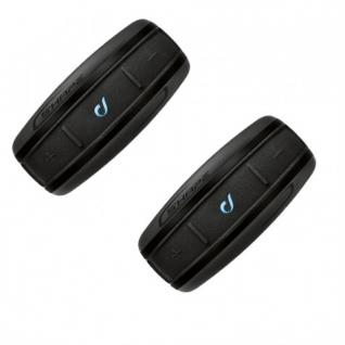 Мото - bluetooth гарнитура - Interphone SHAPE Twin Pack - (комплект из 2 шт.)