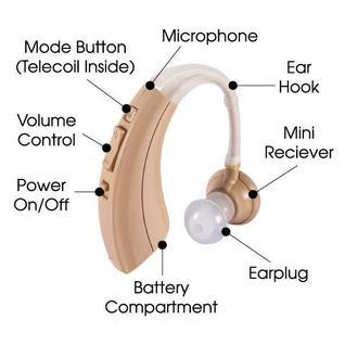 Цифровой слуховой аппарат Zinbest VHP-701