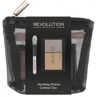 MAKEUP REVOLUTION - Набор для макияжа Handbag Hacks Contour Duo