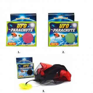 Фрисби UFO Parachute (свет)