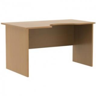 Мебель SL Imago Стол эргоном СА-2 левый груша арозо