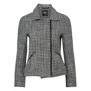 Куртка женская Zoe Tweed Jacket Black/White