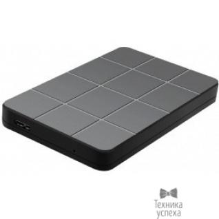 "AgeStar AgeStar 3UB2P1 USB 3.0 Внешний корпус 2.5"" SATAIII HDD/SSD пластик, чёрный"