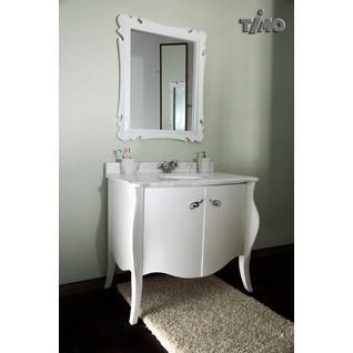 "Комплект мебели для ванной комнаты TIMO ""Mira"" White (19658)"